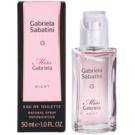 Gabriela Sabatini Miss Gabriela Night toaletná voda pre ženy 30 ml
