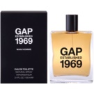 Gap Gap Established 1969 for Men Eau de Toilette für Herren 100 ml