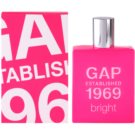 Gap Gap Established 1969 Bright Eau de Toilette pentru femei 50 ml