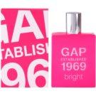 Gap Gap Established 1969 Bright Eau de Toilette para mulheres 50 ml