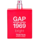 Gap Gap Established 1969 Bright eau de toilette teszter nőknek 100 ml