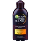 Garnier Ambre Solaire olej na opalování SPF 2 (Huile Bronzante Intense) 200 ml