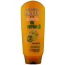 Garnier Fructis Oil Repair 3 Strengthening Balm for Dry and Damaged Hair (Fortifying Balm) 200 ml
