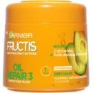 Garnier Fructis Oil Repair 3 mascarilla fortalecedora para cabello seco y dañado (Fortifying Mask) 300 ml