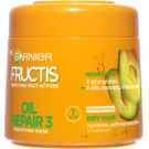 Garnier Fructis Oil Repair 3 Fortifying Mask for Dry and Damaged Hair (Fortifying Mask) 300 ml