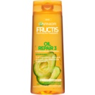 Garnier Fructis Oil Repair 3 Energising Shampoo for Dry and Damaged Hair (Fortifying Shampoo) 250 ml