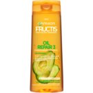Garnier Fructis Oil Repair 3 Energising Shampoo for Dry and Damaged Hair (Fortifying Shampoo) 400 ml