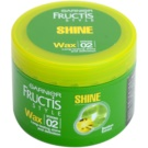 Garnier Fructis Style Shine Hair Styling Wax (Wax Strong - Long Lasting Shine and Definition -  02 Strong) 75 ml