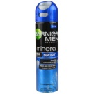 Garnier Men Mineral Sport izzadásgátló spray 96h (Fresh and Clean Skin Even After Sport) 150 ml