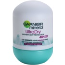 Garnier Mineral Ultra Dry roll-on antibacteriano 48h (Antiperspirant) 50 ml