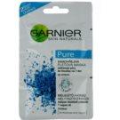 Garnier Pure Gesichtsmaske für problematische Haut, Akne (Face Mask) 2x6 ml