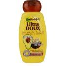 Garnier Ultra Doux регенериращ шампоан  за суха и увредена коса  авокадо и шеа  250 мл.