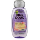 Garnier Ultra Doux sampon pentru par normal, fara stralucire Lavanda si trandafir (Shampoo) 250 ml