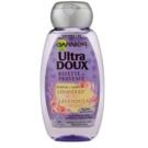 Garnier Ultra Doux šampon pro normální vlasy bez lesku levandule a růže (Shampoo) 250 ml