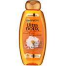 Garnier Ultra Doux nährende Shampoo für trockenes und sprödes Haar  400 ml