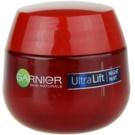 Garnier UltraLift Complete Beauty feszesítő éjszakai krém a ráncok ellen  50 ml
