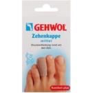 Gehwol Comfort Plus čepičkový návlek na prst při otlacích, kuřích okách a zarůstajících nehtech medium size