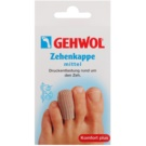 Gehwol Comfort Plus Finger Cap for Calluses, Corns, and Ingrown Nails medium size