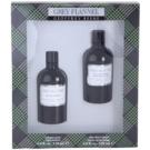 Geoffrey Beene Grey Flannel Gift Set Eau De Toilette 120 ml + Aftershave Water 120 ml
