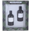 Geoffrey Beene Grey Flannel Geschenkset I.  Eau de Toilette 120 ml + After Shave Water 120 ml