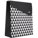 Giftino      ajándék nagy geometry táska (200 x 220 x 80 mm)