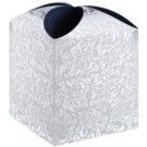Giftino pudełko na prezenty gwiazda floral (121 x 155 x 121 mm)