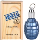Gilles Cantuel Arsenal Blue Eau de Parfum para homens 100 ml