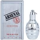 Gilles Cantuel Arsenal Platinum Eau de Parfum para homens 100 ml