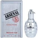 Gilles Cantuel Arsenal Platinum eau de parfum férfiaknak 100 ml