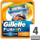 Gillette Fusion Proglide Power Ersatzklingen   4 St.