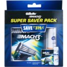 Gillette Mach 3 Spare Blades Kosmetik-Set  I.