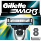 Gillette Mach 3 Spare Blades rezerva Lama (Spare Blades)