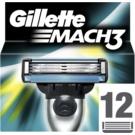 Gillette Mach 3 Spare Blades rezerva Lama (Cartridges)