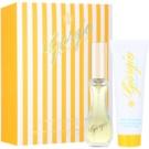 Giorgio Beverly Hills Yellow darčeková sada toaletná voda 30 ml + telové mlieko 50 ml
