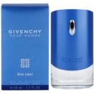 Givenchy Pour Homme Blue Label toaletná voda pre mužov 50 ml