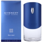 Givenchy Pour Homme Blue Label after shave para homens 100 ml
