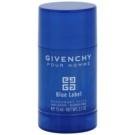 Givenchy Pour Homme Blue Label stift dezodor férfiaknak 75 ml
