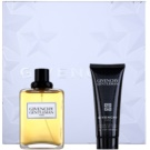 Givenchy Gentleman lote de regalo I.  eau de toilette 100 ml + gel de ducha 75 ml