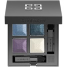 Givenchy Prisme Quatuor Eye Shadow Color 2 Ecume (Intense & Radiant Eyeshadow 4 Colors) 4 x 1 g