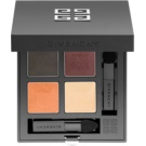 Givenchy Prisme Quatuor fard ochi culoare 8 Braise (Intense & Radiant Eyeshadow 4 Colors) 4 x 1 g