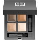 Givenchy Prisme Quatuor cienie do powiek odcień 9 Delicate (Intense & Radiant Eyeshadow 4 Colors) 4 x 1 g