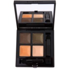 Givenchy Prisme Quatuor sombras tom 6 Confidence (Intense & Radiant Eyeshadow 4 Colors) 4 x 1 g