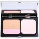 Givenchy Teint Couture paleta de coloretes  para iluminar la piel tono 03 Elegant Sand SPF 10 (Long - Wearing Compact Foundation & Highlighter) 10 g