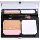 Givenchy Teint Couture paleta de blushes para pele radiante tom 06 Elegant Gold SPF 10 (Long - Wearing Compact Foundation & Highlighter) 10 g