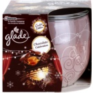 Glade Chocolate Celebration Scented Candle 120 g