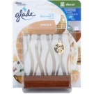 Glade Discreet Decor Lufterfrischer 8 ml +Ständer Vanilla