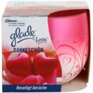 Glade Only Love vela perfumado 120 g