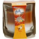 Glade Sandalwood and Vanilla Scented Candle 135 g