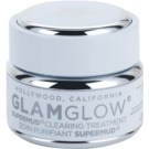 Glam Glow SuperMud čistilna maska za popolno polt (Clearing Treatment Soin Purifiant) 34 g