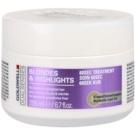 Goldwell Dualsenses Blondes & Highlights 60sec Treatment For Blonde & Hightlighted Hair 200 ml